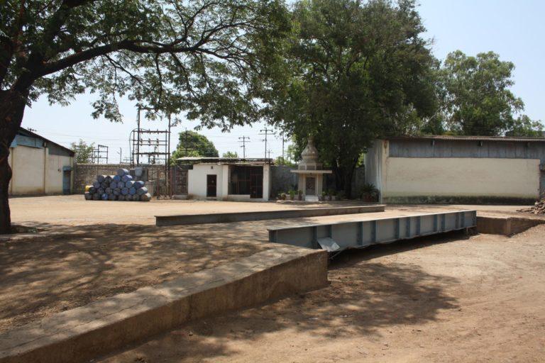 In-house weigh bridge